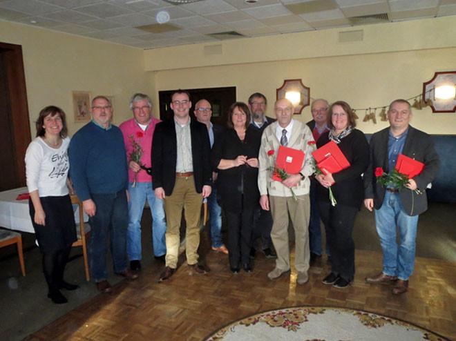 Vorweihnachtliche Mitgliederversammlung