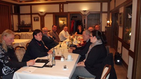 Mitgliederversammlung im März